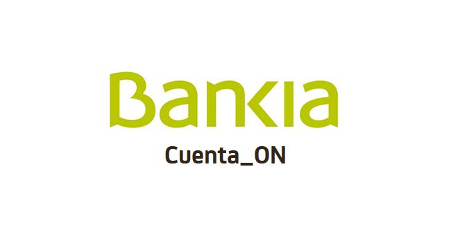 Beneficios de la Cuenta-On Bankia